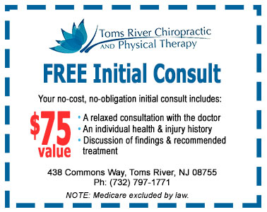 Free Consultation Chiropractor Toms River